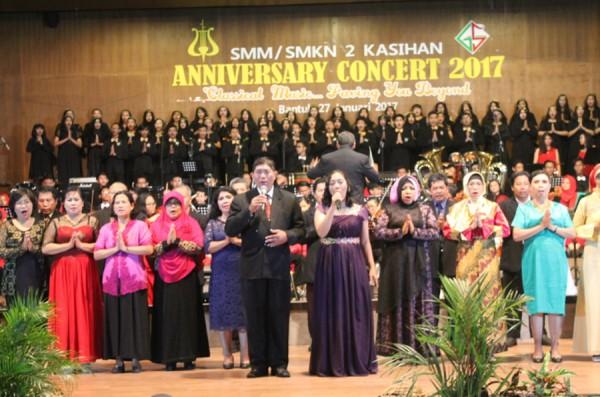 Anniversary Concert SMM Ke 65 Tahun 2017