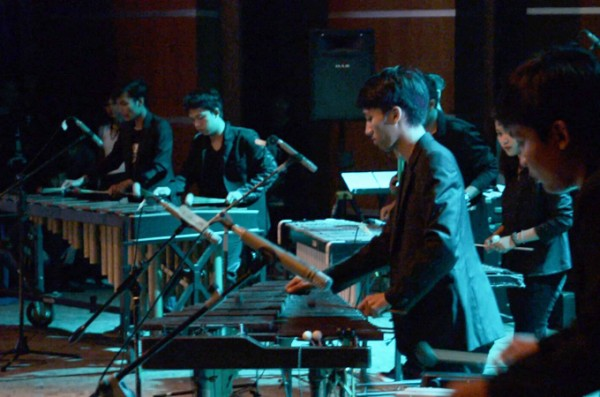 Bekereng Percussion Concert #4 Popvolution