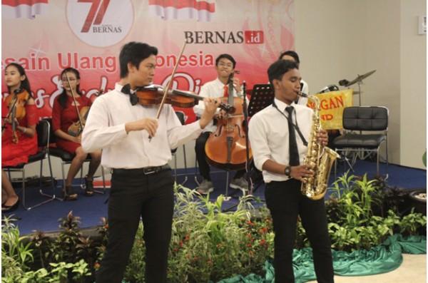 Konser Ansambel SMK Negeri 2 Kasihan Di Hotel Inside Melia Yogyakarta