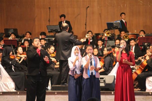 Kunjungan Tamu dari SMP Negeri 1 Citeureup Bogor