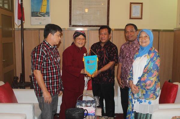 MOU SMKN2 KASIHAN DENGAN YAYASAN KERONCONG INDONESIA