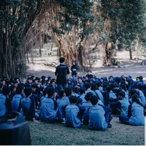 PENERIMAAN TAMU AMBALAN SMM YOGYAKARTA 2019 2020