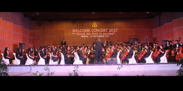 Welcome Concert 2017